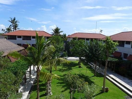 Sudamala Suites & Villas: Ausblick vom Balkon