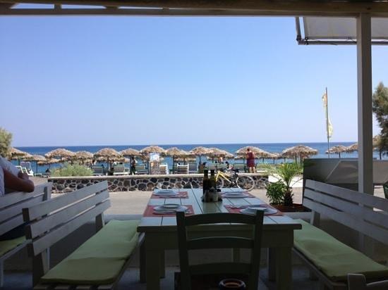 view from kouzina in perivolos