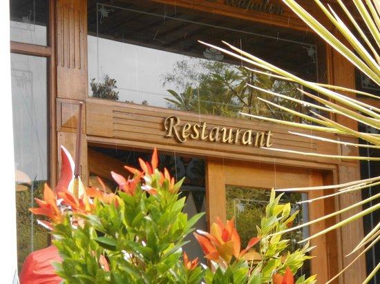 Sekar Kedhaton Boutique and Restaurant : Eingang