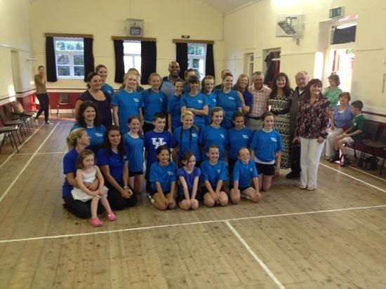 Hawthorn Lodge B & B: Dance on the Shannon