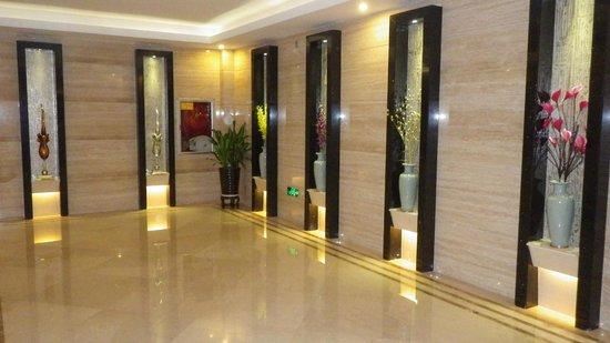 Guilin Bravo Hotel: Interesting Public Areas