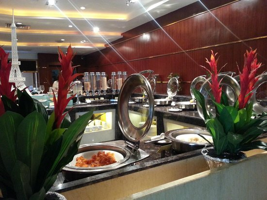 Guilin Bravo Hotel: Wonderful Breakfasts
