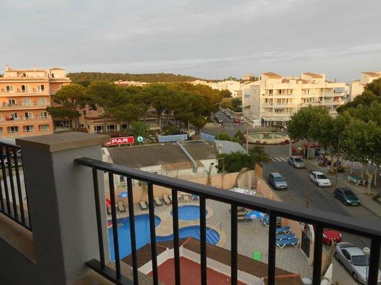 Apartaments La Perla Negra: vista dalla camera