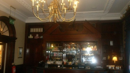 Mercure Exeter Rougemont Hotel: ΜΠΑΡ