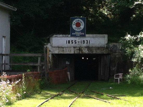 Jim Thorpe Camping Resort: Coal Mine