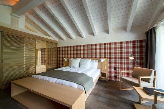 CERVO Zermatt : Deluxe Room
