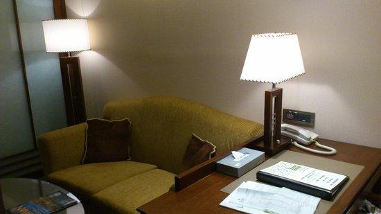 Royal Biz Taipei : 部屋