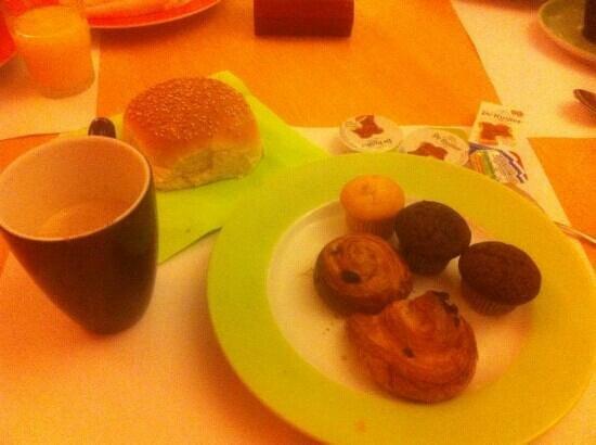 Nova Hotel Amsterdam: colazione