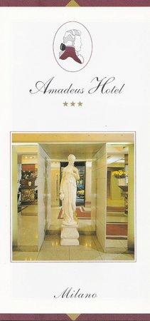 Amadeus Hotel: Hotel Amadeus