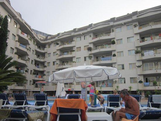 Aqua Hotel Montagut : Hôtel