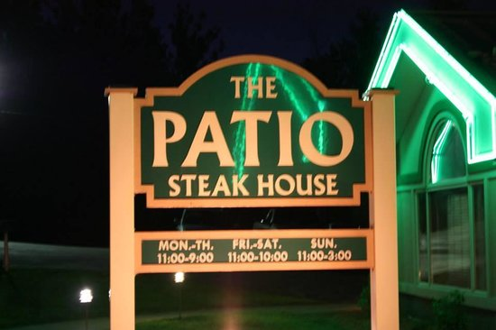 The Patio Steakhouse