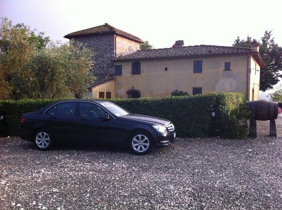 Villa Sant'Andrea: Villa