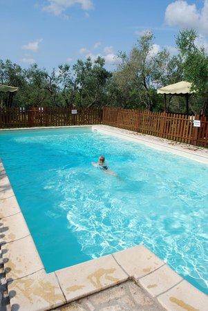 Il Pozzo Romano : The Pool