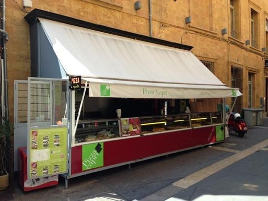 restaurant pizza capri livraison dans aix en provence avec cuisine italienne. Black Bedroom Furniture Sets. Home Design Ideas