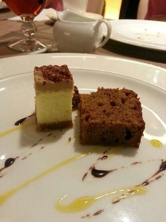 Niji Bistro: Dessert of the day (part of lunch set)