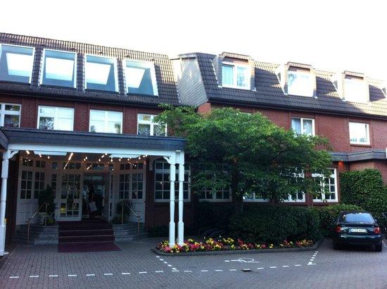 Hotel Landgut Horn: Eingangsbereich