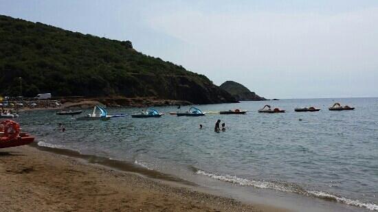 Capoliveri, Italia: spiaggia dell'innamorata