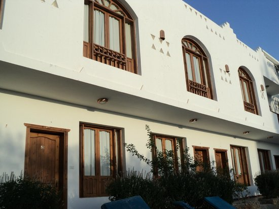 Dahab Divers South Sinai Hotel & Dive center: Hotel