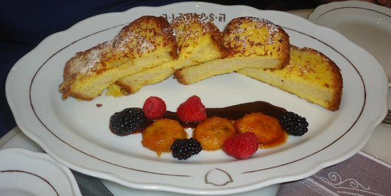 La Societe : French Toast
