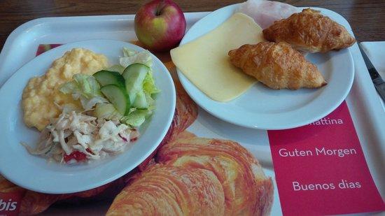 Ibis Praha Wenceslas Square: breakfast