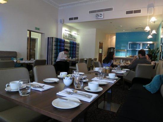 Hotel Indigo Edinburgh: Sala desayuno