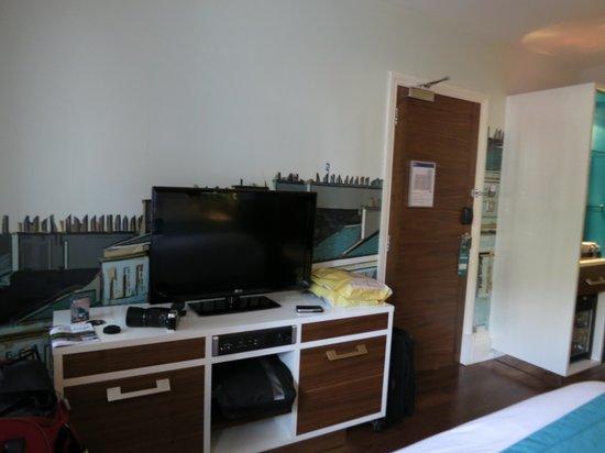 Hotel Indigo Edinburgh: Habitación 002