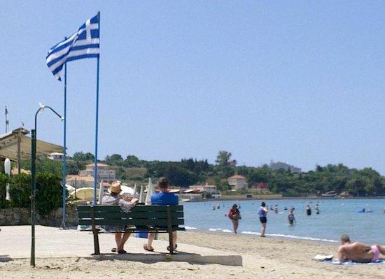 Rania Studios: Tsilivi Beach, May-June 2013
