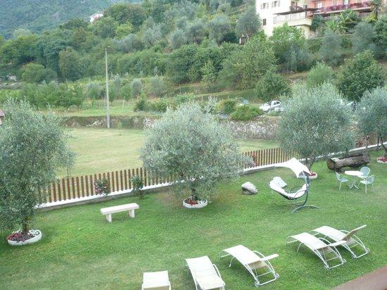 Agritur Girardelli: dal balcon