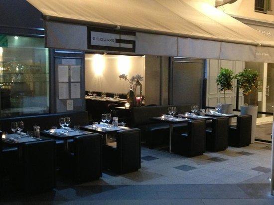 G-Square: Lounge