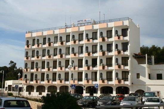 Hotel Residencial Salema: Hotel exterior