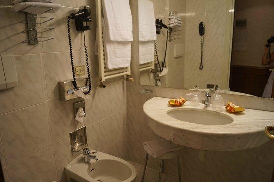 Best Western Hotel Moderno Verdi : con secadora