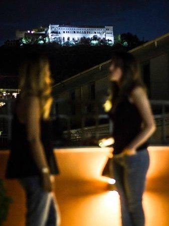 La Ciliegina Lifestyle Hotel : Panorama dal terrazzo