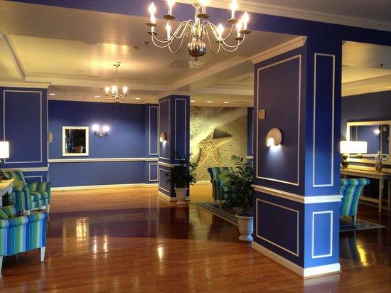 Hotel Indigo Houston at the Galleria: Lobby