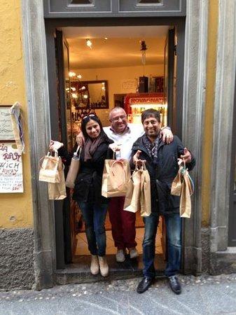 La Boutique Del Buon Gusto: graditi complimenti!!!