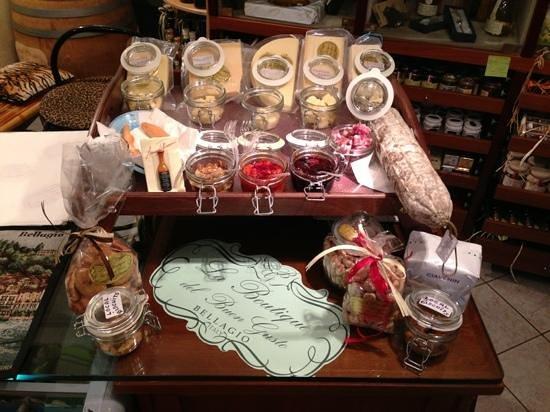 La Boutique Del Buon Gusto: ....degustazioni!!!!
