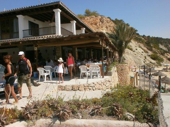 Cala hHorte - Picture of Es Vedra, Ibiza Town - TripAdvisor