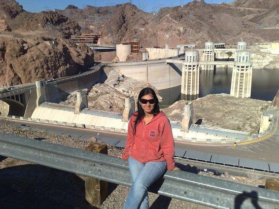 Hoover Dam: Hidroelétrica (onde foi gravado o filme Transformers)