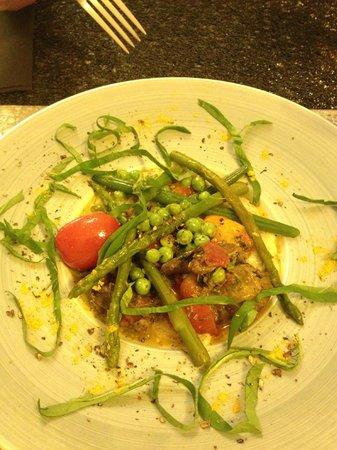 La Cuisine du Dimanche : the first course - 1