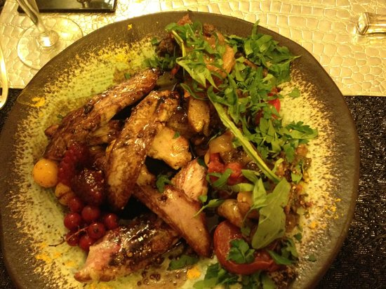 La Cuisine du Dimanche : the main course -2-3