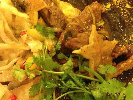La Cuisine du Dimanche : the main course -1