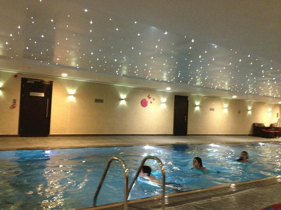 Pool Picture Of Hilton London Syon Park Brentford Tripadvisor