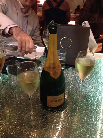 Pops for Champagne: Champagne