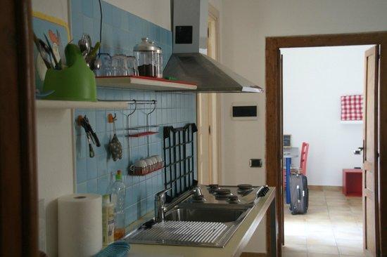Casa Marina: Kuchnia