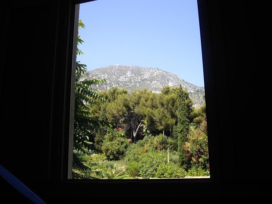 Le Pantarei: Room with a view