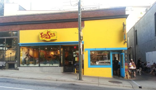 Salsa Mexican Caribbean Restaurant