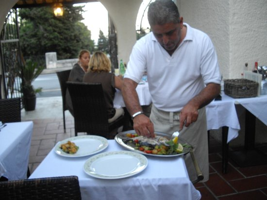 Le Pantarei: Great food