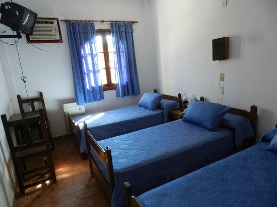 Hotel Colonial: Habitacion twin