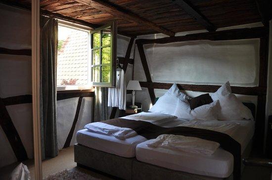 Hotel Restaurant Altes Badhaus : Zimmer 203