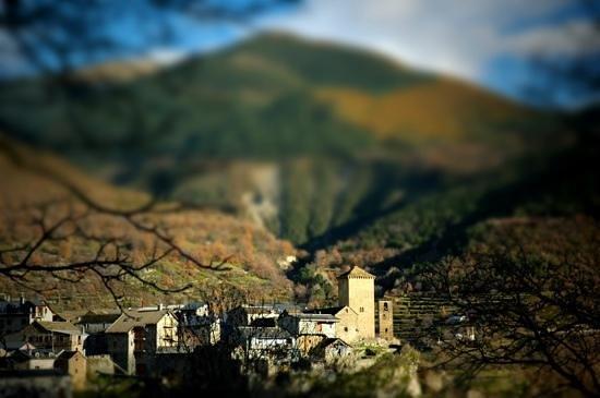 Parque Nacional de Ordesa: Oto, precioso pueblo cerca de Broto