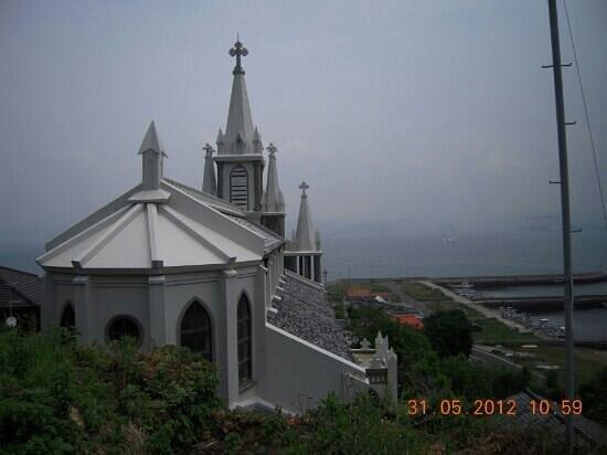Iojima Island: 馬込教会